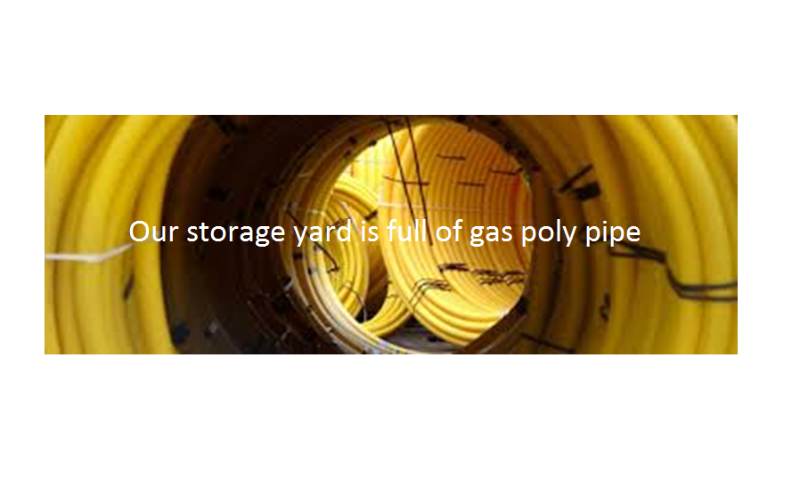 Gaspoly-stroage-yard-full-of-gas-poly-pipe